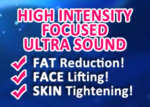 Fat Reduction, Face Lift, Skin Tightening